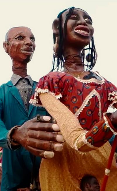 BURKINABÈ RISING: el arte de la resistencia en Burkina Faso