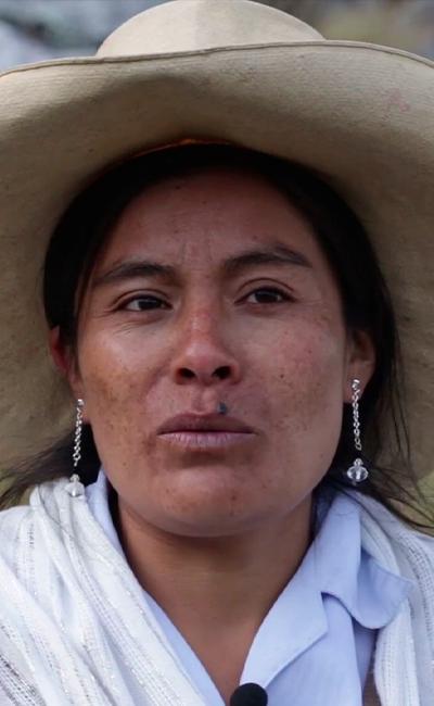 Latinoamérica es mujer